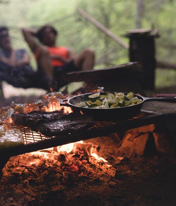Safe Spring Camping